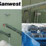 Sanwest, conveyors, vibrators, perth