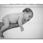 Portrait Photographer in Perth for Baby