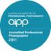 AIPP accredited photographer