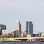 perth skyline photo
