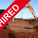 Hiring plant and heavy machinery