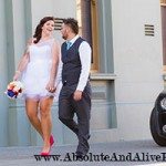 wedding photos in fremantle