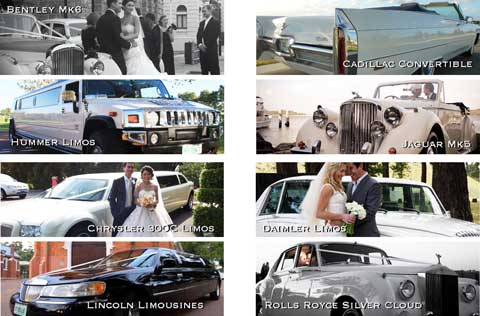 perth wedding car selection