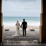cottesloe beach wedding photos